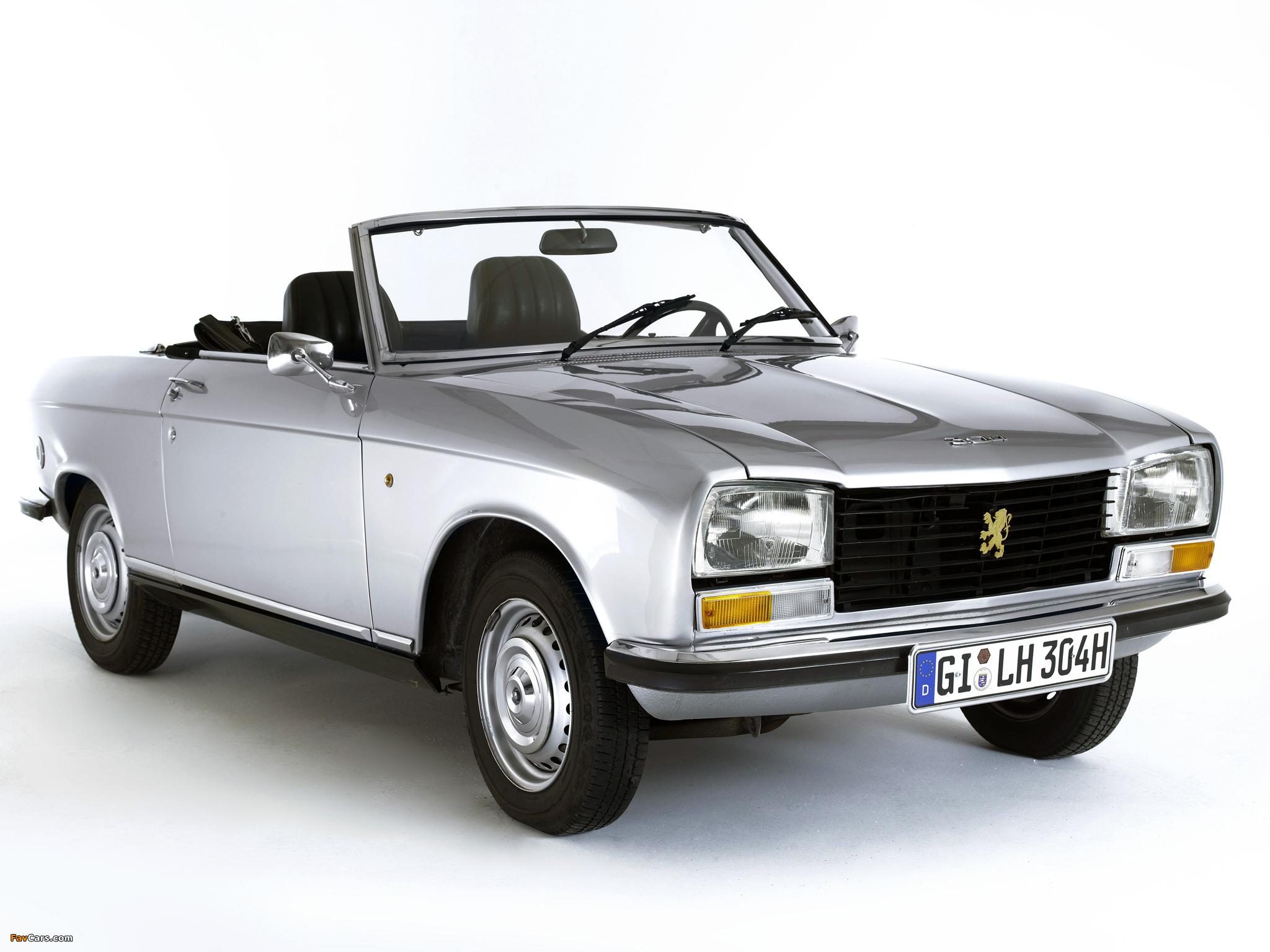 peugeot 304 cabriolet 1970 76 pictures 2048x1536. Black Bedroom Furniture Sets. Home Design Ideas