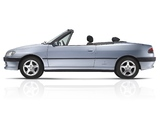 Images of Peugeot 306 Cabriolet 1997–2002
