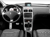 Peugeot 307 3-door 2005–08 images