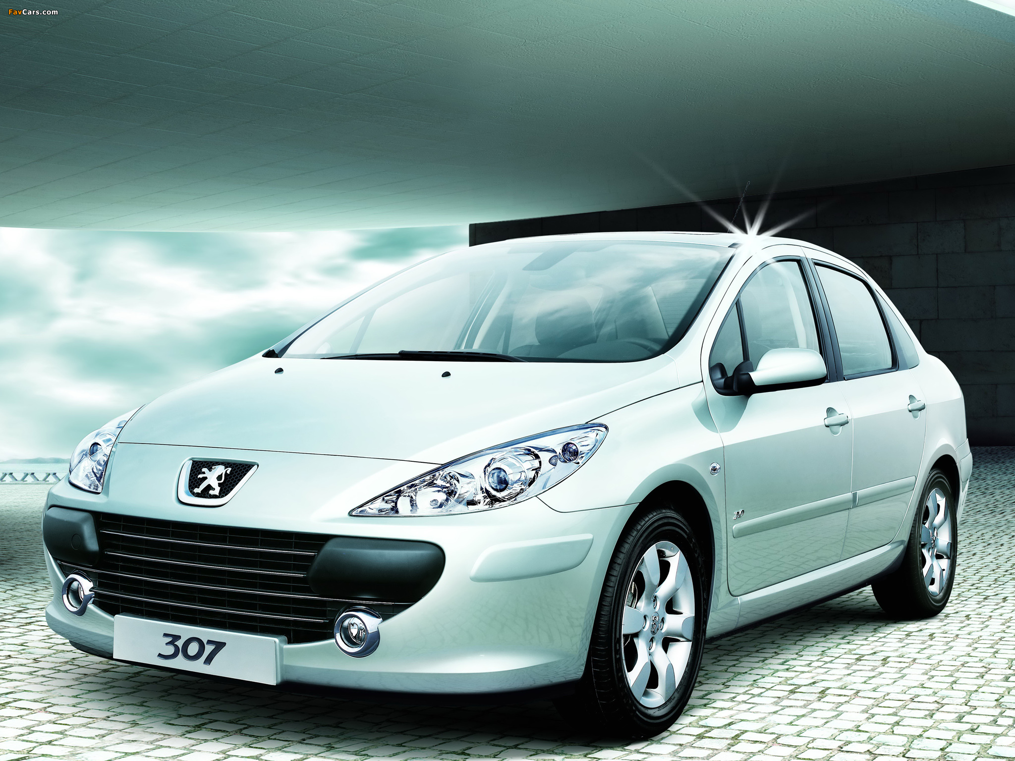 peugeot 307 je wallpapers - photo #9