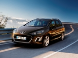 Photos of Peugeot 308 SW 2011