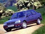 Images of Peugeot 309 GTI UK-spec 1986–89