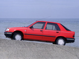 Photos of Peugeot 309 5-door 1989–93
