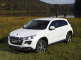 Images of Peugeot 4008 AU-spec 2012