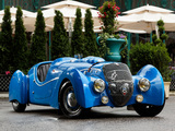 Peugeot 402 Darlmat Special Sport Roadster 1937–38 wallpapers