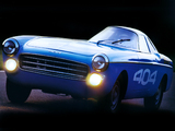 Peugeot 404 Diesel Record Car 1965 pictures