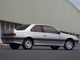 Peugeot 405 Coupe Concept by Heuliez 1988 wallpapers
