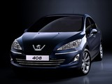 Photos of Peugeot 408 RU-spec 2012