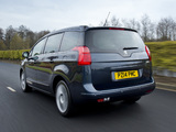 Pictures of Peugeot 5008 UK-spec 2013