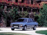 Images of Peugeot 505 1986–89