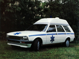 Images of Heuliez Peugeot 505 Break Ambulance 1986–92