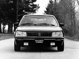 Peugeot 505 Turbo US-spec 1985–86 wallpapers