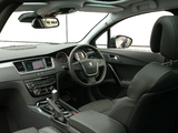 Images of Peugeot 508 SW UK-spec 2011