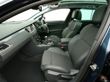 Peugeot 508 SW UK-spec 2011 photos