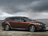 Photos of Peugeot 508 RXH 2012