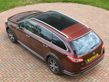 Pictures of Peugeot 508 RXH UK-spec 2012