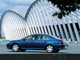 Images of Peugeot 607 1999–2004