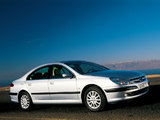 Peugeot 607 1999–2004 wallpapers