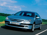 Photos of Peugeot 607 1999–2004