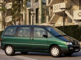 Peugeot 806 Roland Garros 1998 wallpapers