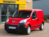 Photos of Peugeot Bipper UK-spec 2008