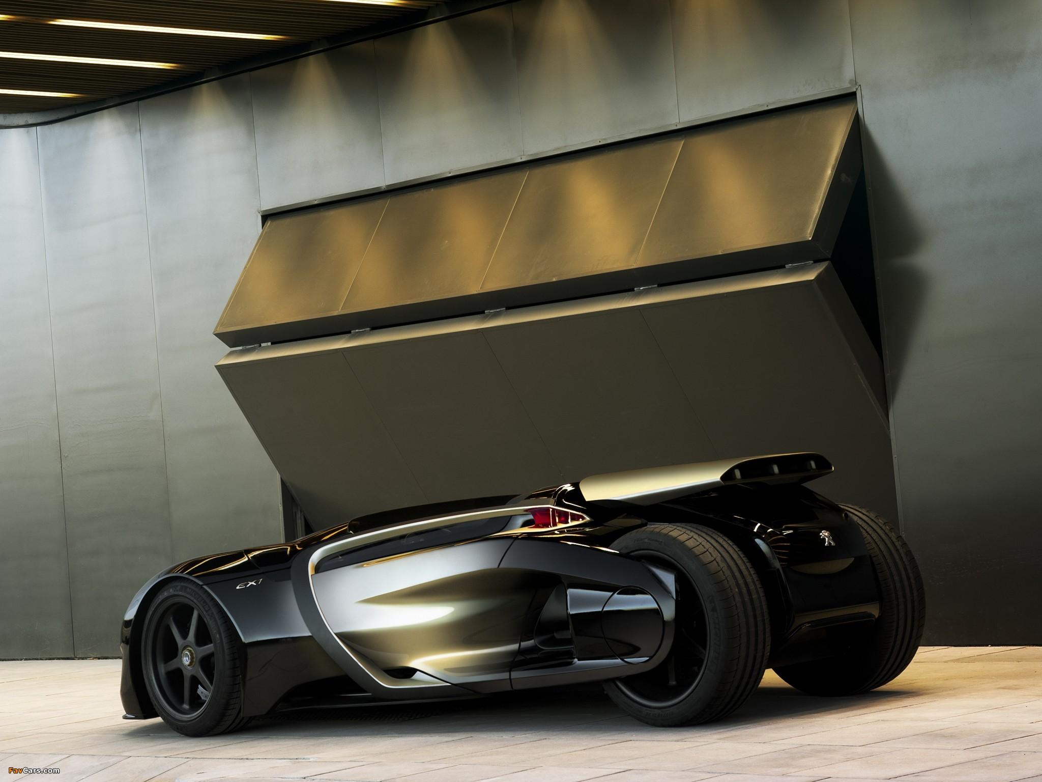 спортивный автомобиль peugeot concept sports car  № 958943  скачать
