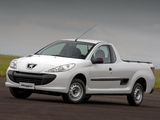 Peugeot Hoggar X-Line 2010 wallpapers