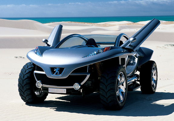 The Hoggar Is A Sports Car For Extreme Conditions, With Two Seats And Two  Up To The Minute Power Trains Deployed Transversally, One At The Front, ...