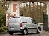 Peugeot Partner Van 2008–12 wallpapers