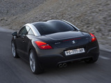 Peugeot RCZ 2010 wallpapers