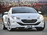 Peugeot RCZ ZA-spec 2013 photos