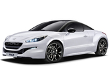 Peugeot RCZ Magnetic 2013 photos