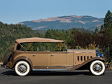Pictures of Pierce-Arrow Model 41 7-passenger Phaeton 1931