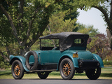 Pictures of Pierce-Arrow Model 66 A Roadster 1918