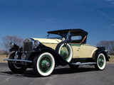Pierce-Arrow Model 81 Rumbleseat Roadster 1928 wallpapers
