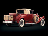 Photos of Pierce-Arrow Model A Convertible Coupe 1930