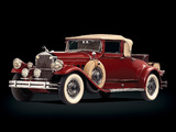 Pierce-Arrow Model A Convertible Coupe 1930 wallpapers