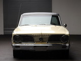 Plymouth Barracuda Fastback Hardtop (BP29) 1966 images