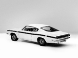 Plymouth Barracuda Fastback (BH29) 1969 wallpapers