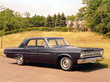 Photos of Plymouth Belvedere I Sedan (AR1/2-L R13) 1965