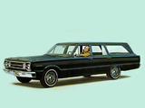 Photos of Plymouth Belvedere Station Wagon (CR1/2-E RE45) 1967