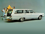 Pictures of Plymouth Belvedere l Station Wagon (CR1/2-L RL45) 1967