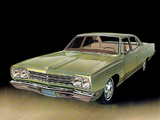 Pictures of Plymouth Belvedere Sedan 1969