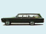 Plymouth Belvedere ll Station Wagon (CR1/2-H RH45) 1967 pictures