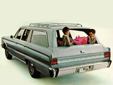 Plymouth Belvedere ll Station Wagon (CR1/2-H RH46) 1967 wallpapers