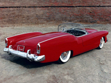 Plymouth Belmont Concept Car 1954 photos