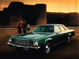 Pictures of Plymouth Gran Fury Brougham Sedan (PP41) 1976