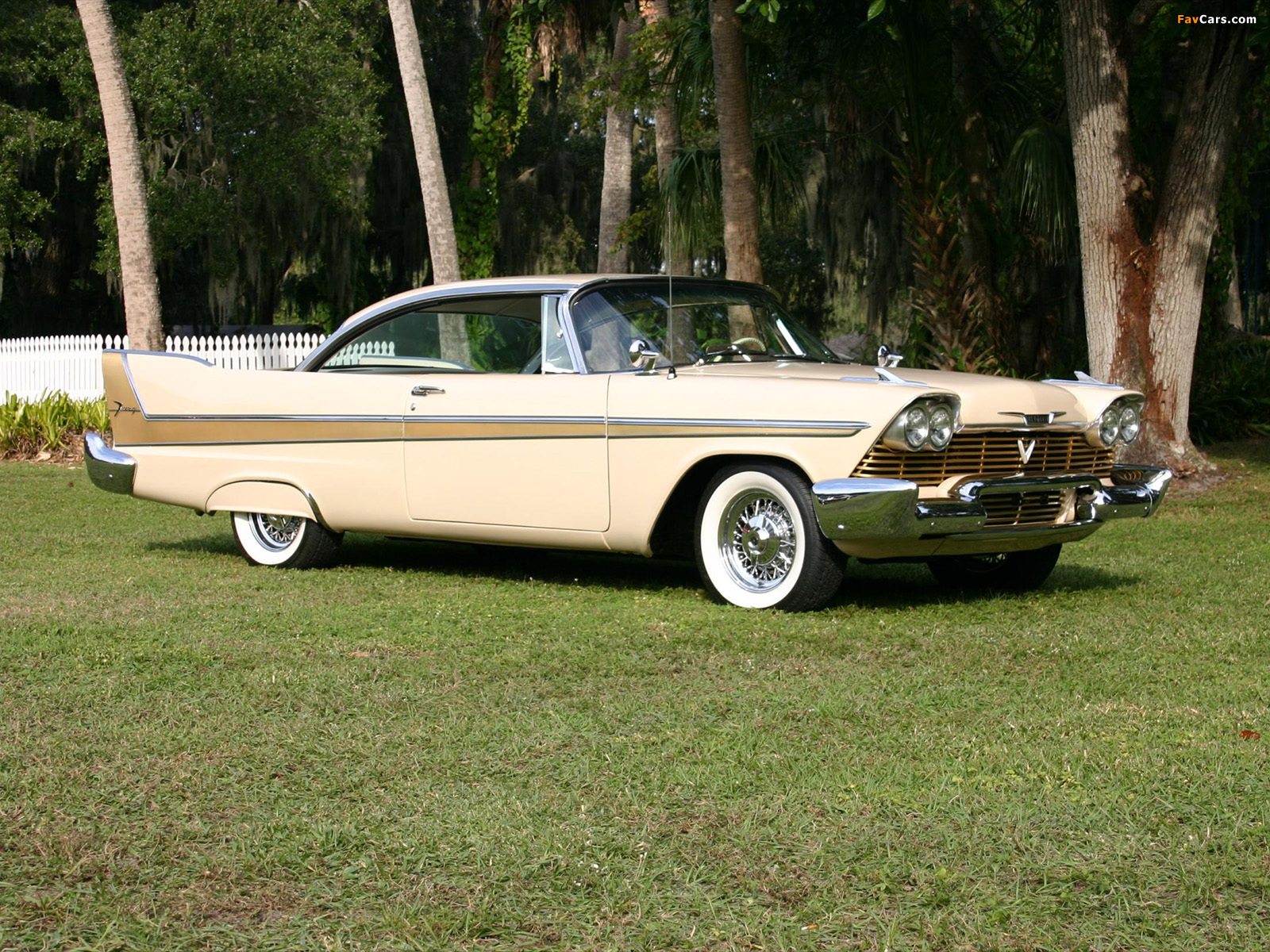 Plymouth Fury 1958 wallpapers (1600 x 1200)