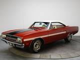 Pictures of Plymouth GTX (RS23) 1970
