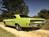 Plymouth GTX (RS23) 1970 wallpapers